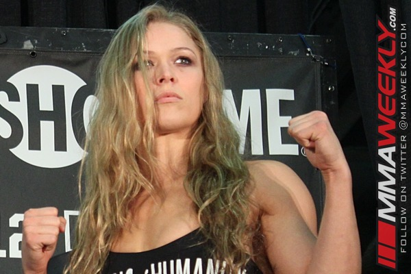 Ronda Rousey - Strikeforce