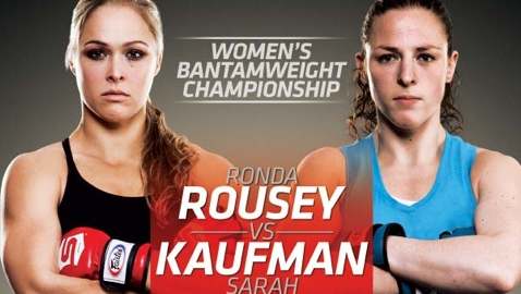 Strikeforce Rousey vs Kaufman Poster 478x270
