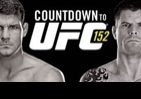 Countdown to UFC 152 Bisping v Stann