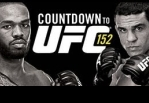 Countdown to UFC 152 Jones v Belfort