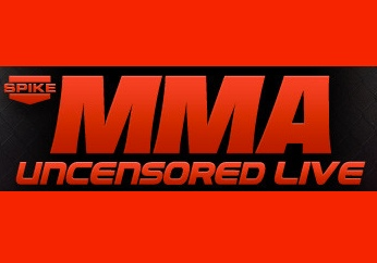 MMA Uncensored Live Logo
