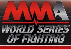 MMA World Series of Fighting Logo
