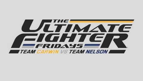 TUF 16 Logo - Ultimate Fighter Fridays