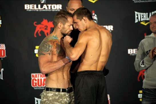 Bellator 77 weigh-ins