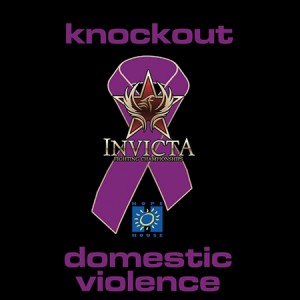 Knock Out Domestic Violence Invicta FC