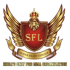 Super Fight League Logo
