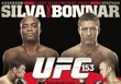 UFC 153 Silva vs Bonnar 110x77