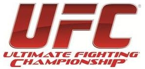 UFC Logo Red on White