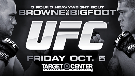 UFC on FX 5 Browne vs Bigfoot Poster-GRAY-478x270