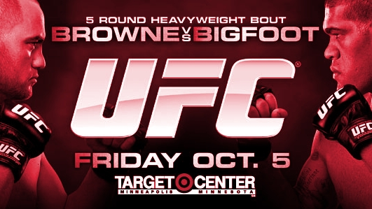UFC on FX 5 Browne vs Bigfoot Poster-RED-478x270