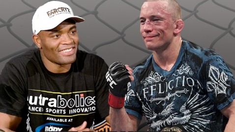 Anderson Silva vs Georges St-Pierre Chainlink-478x270