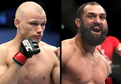 Martin Kampmann vs Johny Hendricks