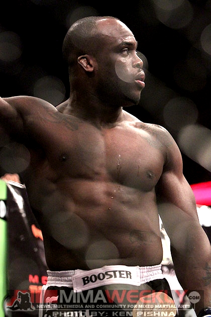 Melvin Manhoef - Strikeforce