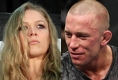 Ronda Rousey and Georges St-Pierre-118x80