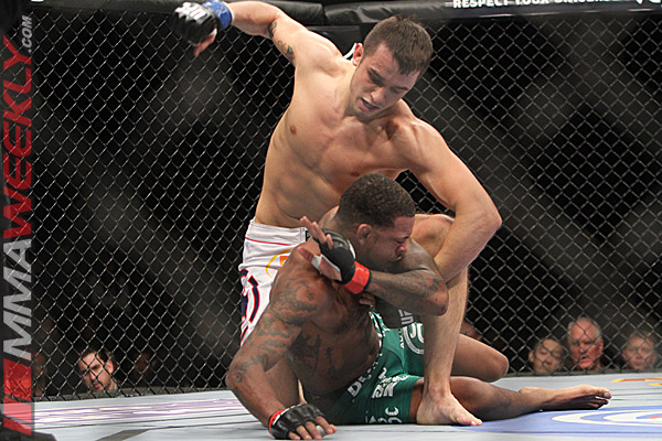Myles Jury vs Michael Johnson UFC 155