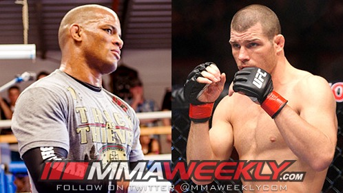 Hector Lombard vs Michael Bisping