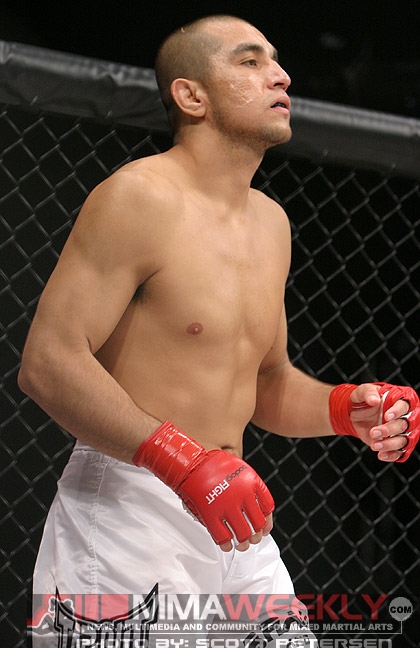 Sam Liera - Strikeforce