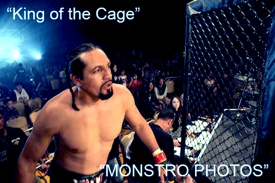Tony Lopez - King of the Cage