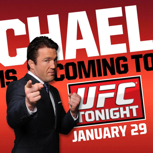 Chael Sonnen UFC Tonight Jan 29