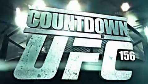 Countdown to UFC 156