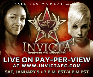 Invicta FC 4 on PPV