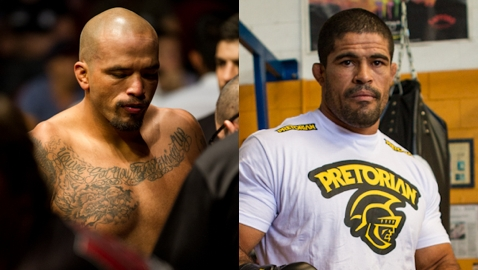 Joey Beltran and Rousimar Palhares UFC on FX 6