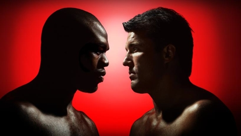 Jon Jones vs Chael Sonnen TUF 17