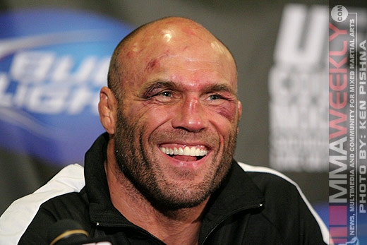 Randy Couture Post UFC 102
