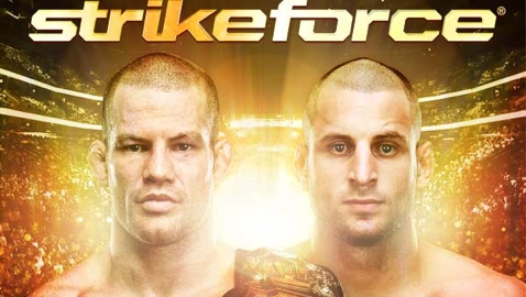 Strikeforce Marquardt vs Saffiedine Poster Logo-478x270