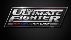 TUF 17 Team Jones vs Team Sonnen Ultimate Fighter Logo