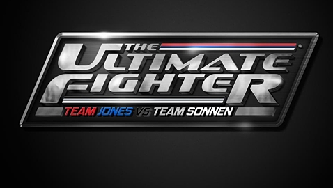 TUF 17 Logo Team Jones vs. Team Sonnen
