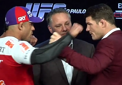Vitor Belfort vs Michael Bisping - UFC on FX 7