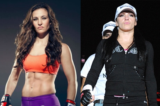 Miesha Tate vs Cat Zingano