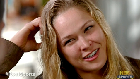 Ronda Rousey HBO Real Sports-478x270