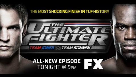 TUF 17 Adam Cella vs Uriah Hall