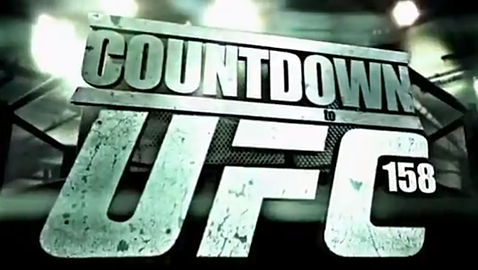 Countdown to UFC 158