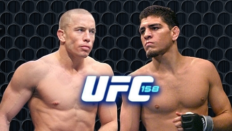 Georges St-Pierre vs Nick Diaz Cage-LOGO-478x270