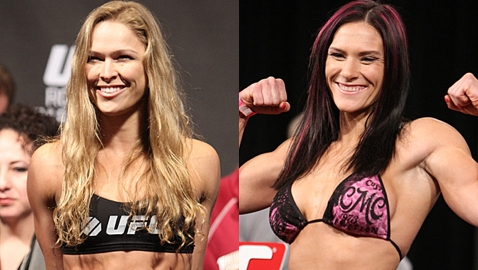 Ronda Rousey vs Cat Zingano-478x270