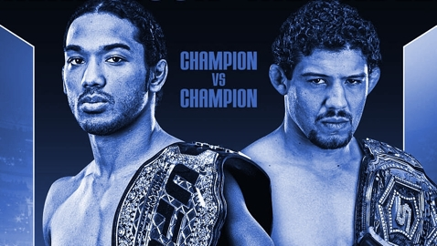 UFC on Fox 7 Poster - BLUE 478x270