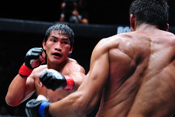 Eduard Folayang-One FC