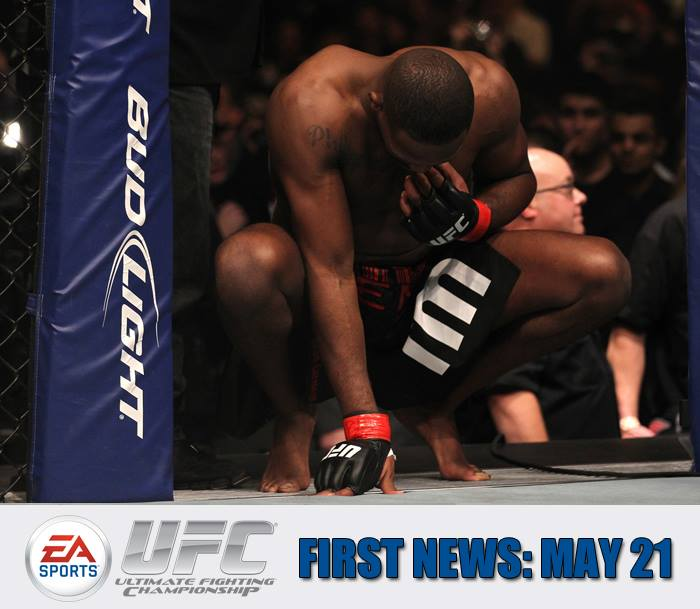 UFC on EA Sports First News