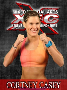 Cortney Casey - XFC
