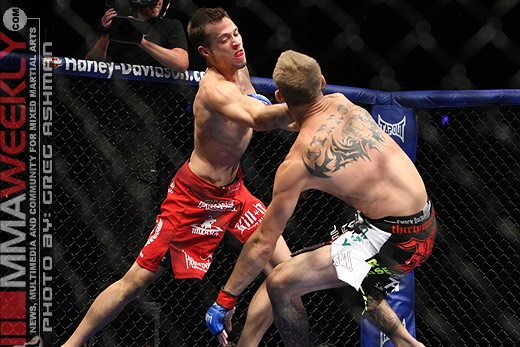 James Krause vs Donald Cerrone WEC 41