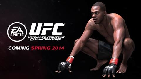UFC on EA Sports Spring 2014