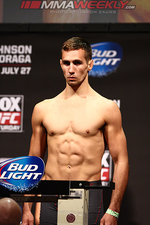 UFC on FOX 8 Results: Rory MacDonald Outjabs Ellenberger ...