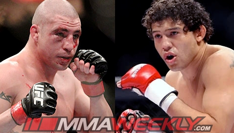 Diego Sanchez vs Gilbert Melendez