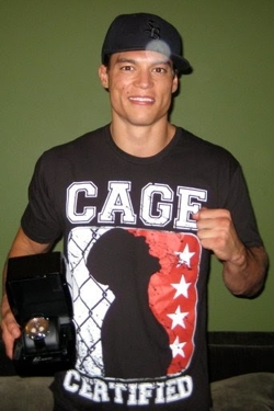 Alan Jouban-Legends MMA