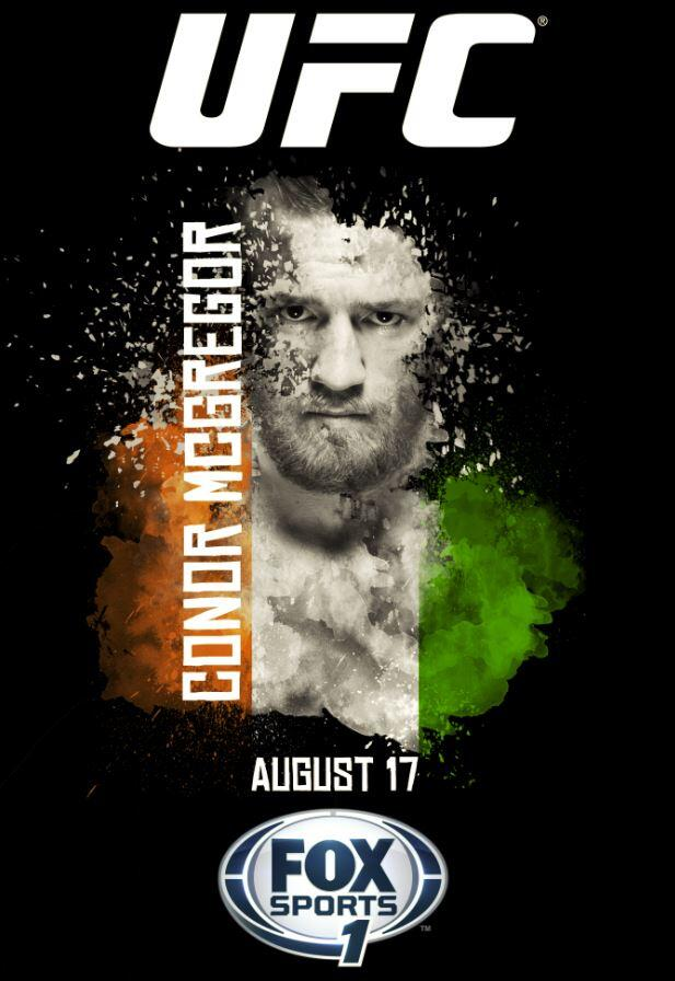 Conor McGregor Poster Winner