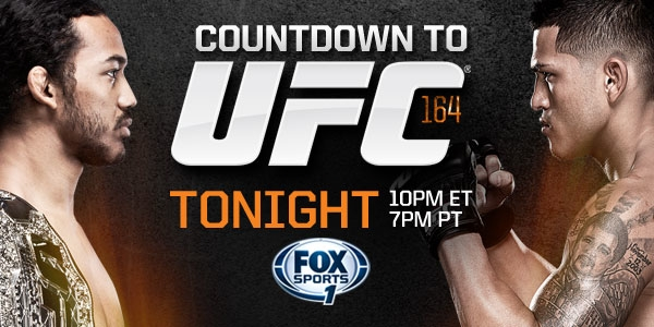 Countdown to UFC 164-Premier