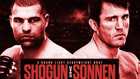 Shogun vs Sonnen